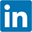 Linkedin Link at the footer
